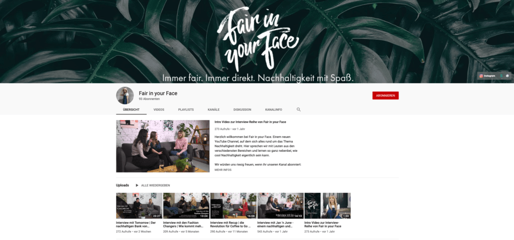 Social Media Videomarketing auf YouTube