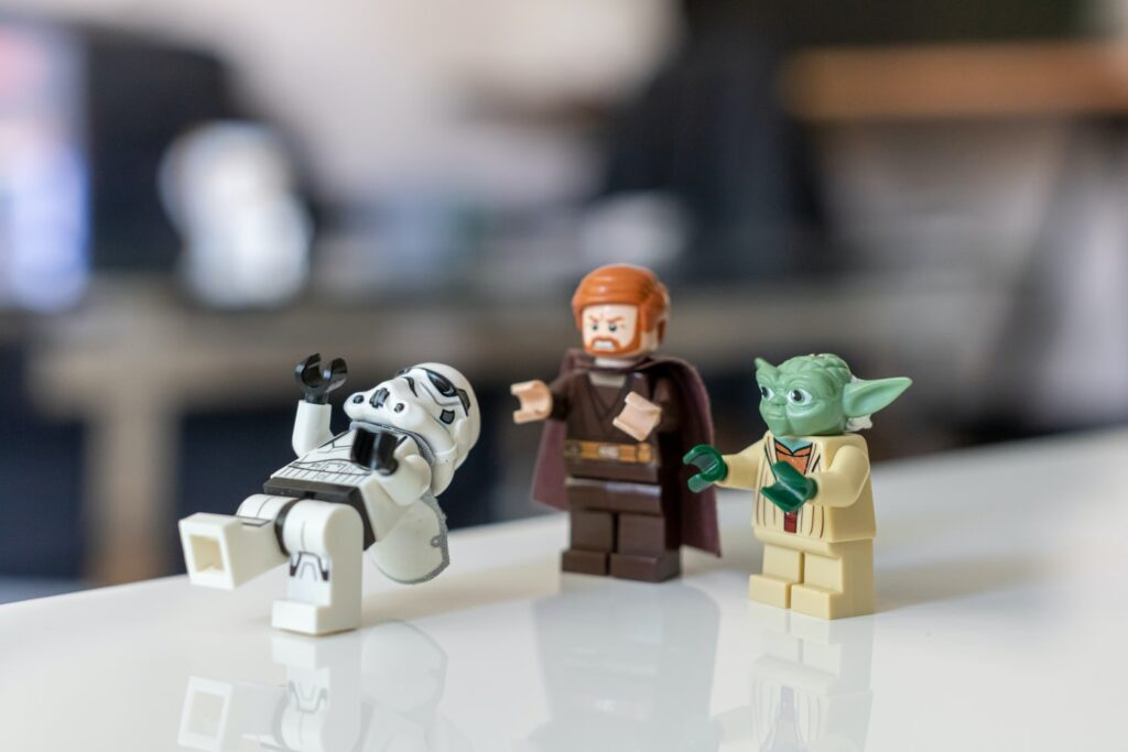 Blynk Blogbeitrag: Video Storytelling_Star-Wars als Storytelling-Muster